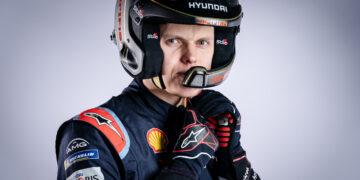 Ott Tänak. Foto: Damien Rosso / Red Bull Content Pool