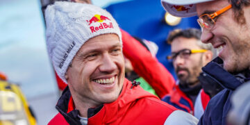 Sebastien Ogier. Foto autor: @World / Red Bull Content Pool
