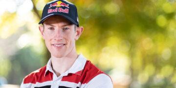Elfyn Evans. Foto: Patrik Lundin / Red Bull Content Pool
