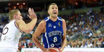Janar Talts kuulus pikalt Eesti korvpalli paremikku. Foto: FIBA