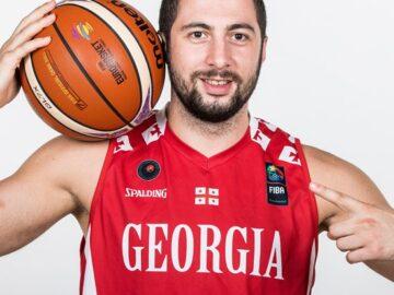 Giorgi Tsintsadze on Tartu korvpallisõprade suur lemmik. Foto: FIBA
