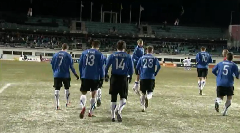 Eesti vs Uruguay