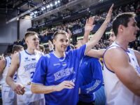 Gregor Arbet (sinises). Foto: fiba.basketball