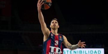 Luca Vildoza on järgmine NBAsse siirduv argentiinlane. Foto: Instagram @lucavildoza