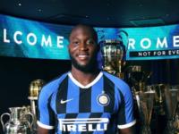 Romelu Lukaku Milano Interi särgis. Foto: Instagram @romelulukaku
