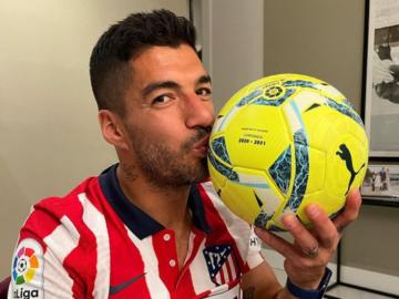 Luis Suarez. Foto: Instagram @luissuarez9