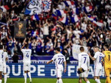 Prantsusmaa vutikoondis kubiseb staaridest. Kas meeletu potentsiaal õnnestub realiseerida EMil? Foto: equipedefrance/Twitter